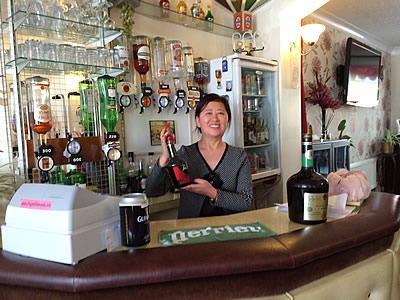 Tariff bartender